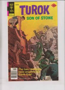 Tuork, Son of Stone #112 VF november 1977 - bronze age gold key comics