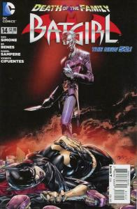 Batgirl (4th Series) #14 (2nd) FN; DC | save on shipping - details inside