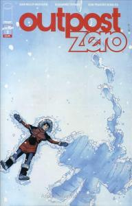 Outpost Zero #2 VF/NM; Image | save on shipping - details inside