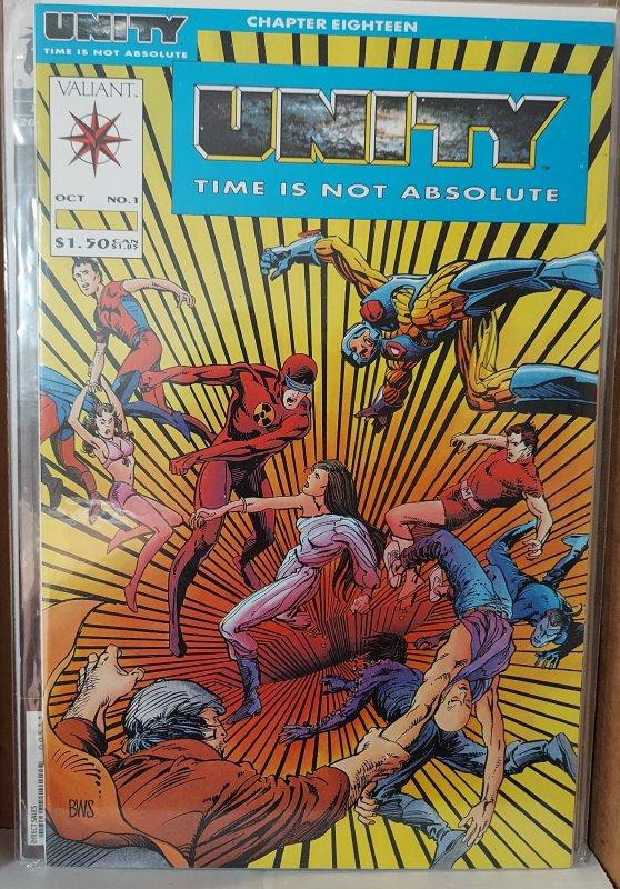 Unity #1 (1992)