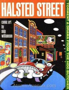 Halsted Street TPB #1 VF/NM; Kitchen Sink | save on shipping - details inside