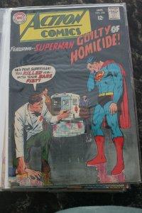 Action Comics #358 (DC, 1968) FN-