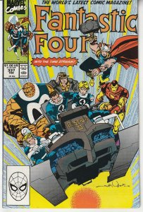 Fantastic Four(vol. 1) # 337  Quest For The Dreaming Celestial !