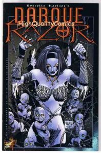 DARQUE RAZOR #1, London Night Studios,1997, NM, more indies in store