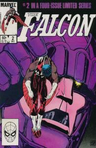 Falcon #2 FN; Marvel | save on shipping - details inside