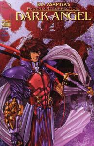 Dark Angel: Phoenix Resurrection #4 VF/NM; Image | save on shipping - details in