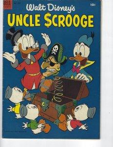 Walt Disney's Uncle Scrooge 495