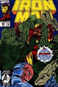 Iron Man (1968 series) #293, VF+ (Stock photo)