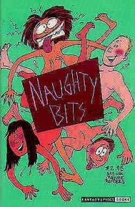 Naughty Bits #26 FN; Fantagraphics   save on shipping - details inside