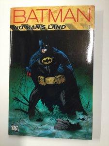 Batman No Man's Land Volume Vol. 2 Tpb Softcover Sc Near Mint Nm Dc Comics