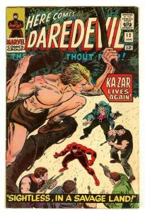 Daredevil 12   1st Plunderer