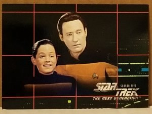 1994 Star Trek The Next Generation #425