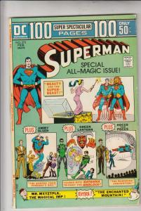 Superman #272 (Feb-74) VF/NM High-Grade Superman