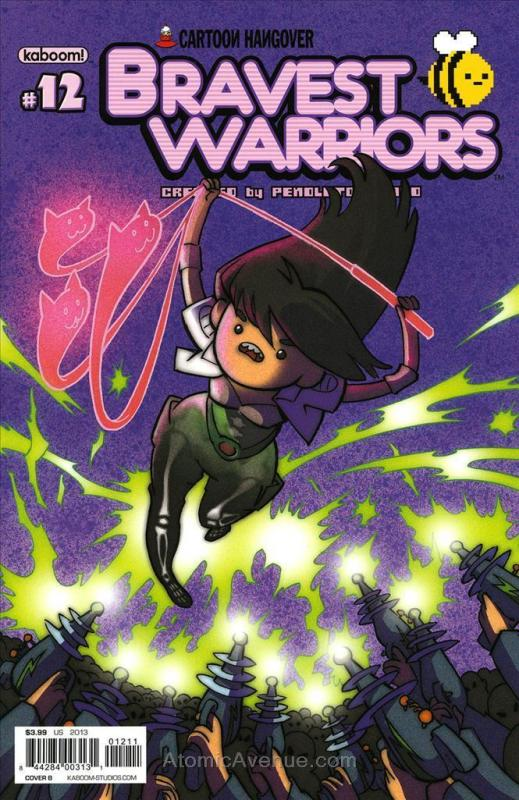 Bravest Warriors #12A VF/NM; Boom! | save on shipping - details inside