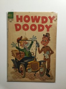 Dell Four Color 28 Howdy Doody Good Gd 2.0 Dell Publishing