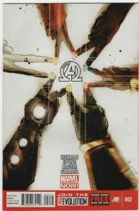 The New Avengers #2 9.4 Join the revolution~