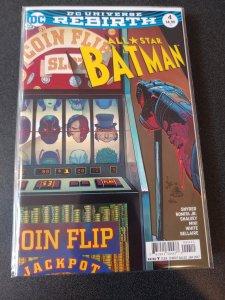 ALL STAR BATMAN #4 TWO-FACE NM