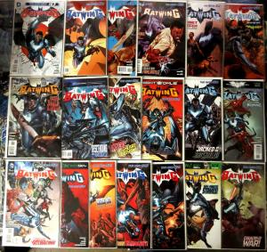 BATWING 0-18 New 52 (2011-2013) 19 diff DC Comics books Batman Judd Winick