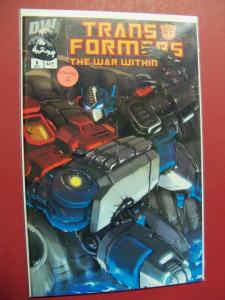 TRANSFORMERS  THE WAR WITHIN  #3 VOLUME 1 VERY FINE/NEAR MINT 1ST PRINT