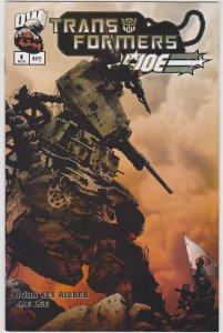 Transformers/G.I. Joe #4 (2004)