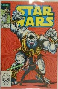 Star Wars #77 - 4.0 VG - 1983