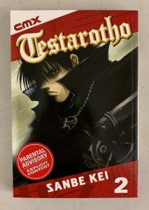 Testarotho Vol. 2 2005 Paperback Sanbe Kei