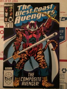 The West Coast Avengers 30