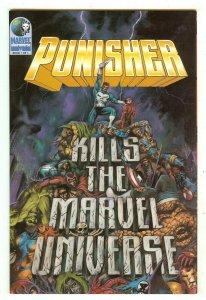 Punisher Kills The Marvel Universe 1