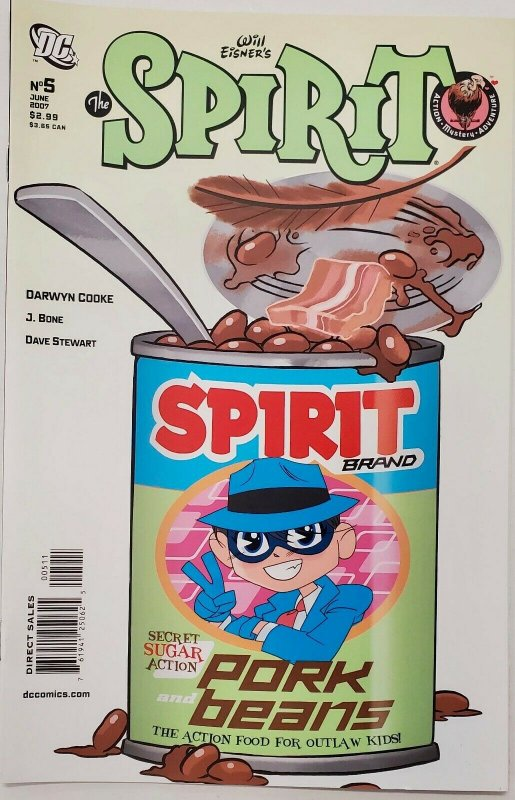 *Spirit (2006, DC) 1-23, 27-32 (of 32); Classic run by Cooke, Aragones & others!