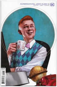 Superman's Pal Jimmy Olsen #12 Ben Oliver Variant (DC, 2020) NM
