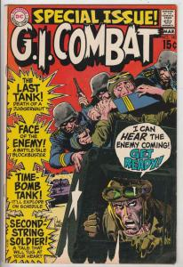 G.I. Combat #140 (Mar-70) NM/NM- High-Grade The Haunted Tank