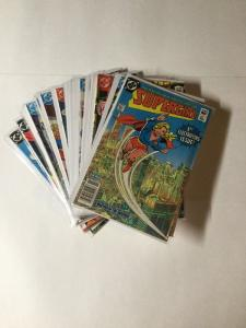Supergirl 1-23 (Missing Issues 2 And 12) 6.0-8.0 Fine - Very Fine