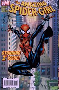 Amazing Spider-girl #1 - NM Condition (2006)