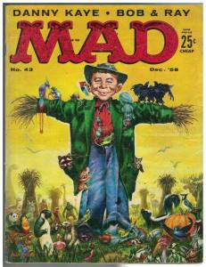 MAD 43 GD-  Dec. 1958