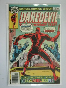 Daredevil #134 5.0 VG FN (1976 1st Series)