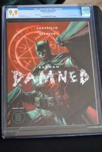 Batman Damned Book One,  Variant Cover. 9.9  HOT!!!