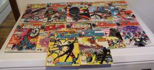 Set of 12-MARVEL Comics-TEAM AMERICA #1-12 F/VF(SIC662)