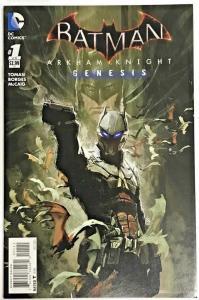 BATMAN ARKHAM KNIGHT GENESIS#1 NM 2015  DC COMICS