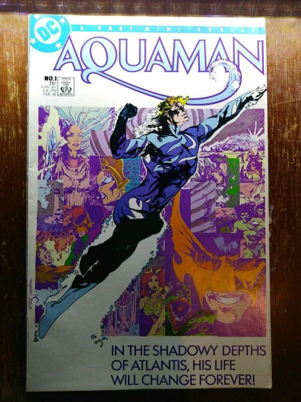 Aquaman #1 Lot Plus #0 1986,1989,1994,2018 (rebirth) - DC Comics - Key issues