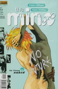 Minx, The #2 VF/NM; DC/Vertigo   save on shipping - details inside