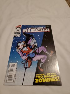 Mother Russia 1 Near Mint- Cover by Jeff McComsey