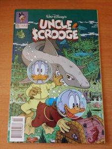 Walt Disney's Uncle Scrooge #263 ~ NEAR MINT NM ~ 1992 Disney Comics