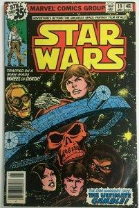 STAR WARS#19 VG 1979 MARVEL BRONZE AGE COMICS