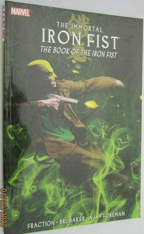The Immortal Iron Fist book 1st print sctpb #3 6.0 FN (2009)