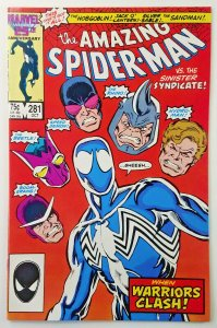 Amazing Spider-Man #281 ? HOBGOBLIN APPEARANCE ? NM+ ?Marvel 1986