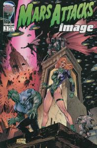 Mars Attacks Image #1 VF/NM; Image | save on shipping - details inside