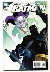 Batman #663 - DC comic book 2007 Joker cover