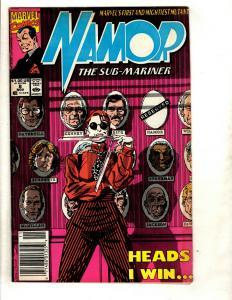 11 Marvel Comics Namor 8 30 32 44 20 33 14 Annual 2 The Man-Thing 3 + J332