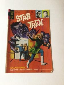 Star Trek 11 Vg Very Good 4.0