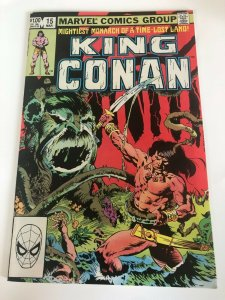 King Conan / Conan the King #15 - The Looters Of R'Shann WE COMBINE SHIPPING